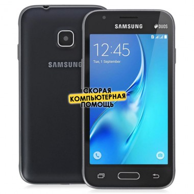 Смартфон Samsung Galaxy J1 mini 2016black