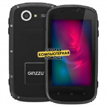 Смартфон GiNZZU RS71 dual black