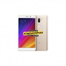 Смартфон Xiaomi Mi5S Plus 64 Gb Gold