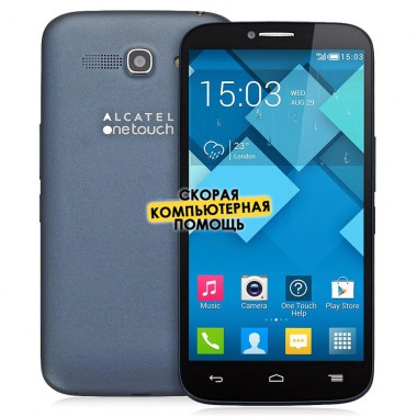 Смартфон Alcatel POP C9 7047D dark grey/slate